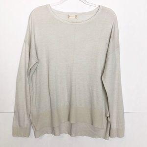 EUC Alter'd State light grey knit sweater